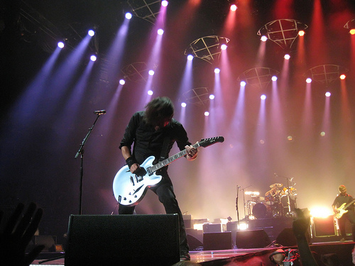 Foo Fighters: Dave Grohl