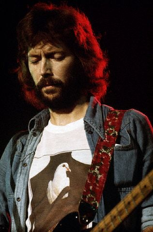 Eric Clapton. By  Neal Preston/CORBIS.