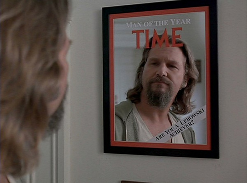 Are you a Lebowski achiever? - Still from the The Big Lebowski movie (1998)