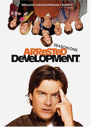Arrested Development DVD Contest - 300
